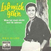 Cover Rex Gildo - Laß mich geh'n