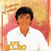 Cover Rex Gildo - Rendezvous auf spanisch
