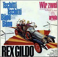 Cover Rex Gildo - Tschitti Tschitti Bäng Bäng