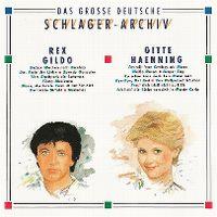 Cover Rex Gildo / Gitte Haenning - Das große deutsche Schlager-Archiv