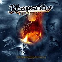 Cover Rhapsody Of Fire - The Frozen Tears Of Angels