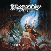 Cover Rhapsody Of Fire - Triumph Or Agony