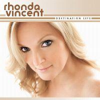 Cover Rhonda Vincent - Destination Life