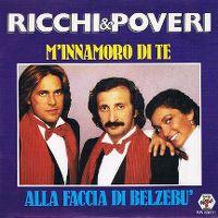Cover Ricchi & Poveri - M'innamoro di te