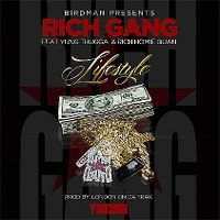 Cover Rich Gang feat. Young Thug & Rich Homie Quan - Lifestyle