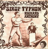 Cover Richard Anthony - Sirop Typhon