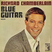 Cover Richard Chamberlain - Blue Guitar