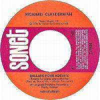 Cover Richard Clayderman - Ballade pour Adeline