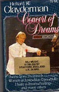 Cover Richard Clayderman - Concert Of Dreams
