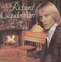 Cover Richard Clayderman - Lettre à ma mère