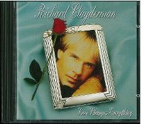 Cover Richard Clayderman - Love Changes Everything