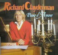 Cover Richard Clayderman - Piano d'amour