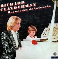 Cover Richard Clayderman - Recuerdos de Infancia