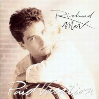 Cover Richard Marx - Paid Vacation