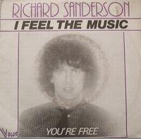 Cover Richard Sanderson - I Feel The Music