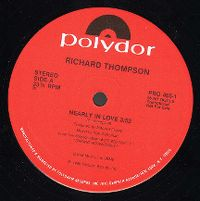 Cover Richard Thompson - Nearly In Love