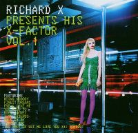 Cover Richard X - Presents His X-Factor Vol. 1