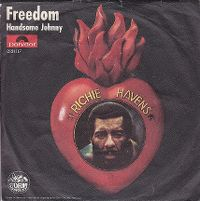 Cover Richie Havens - Freedom