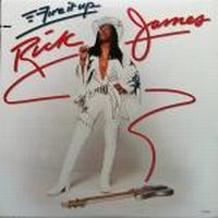 Cover Rick James - Fire It Up