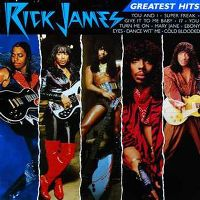 Cover Rick James - Greatest Hits