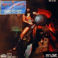 Cover Rick James - Hard To Get