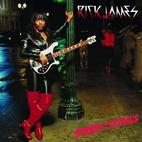 Cover Rick James - Street Songs