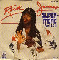 Cover Rick James - Super Freak