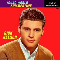 Cover Rick Nelson - Young World