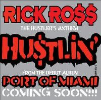 Cover Rick Ross - Hustlin'