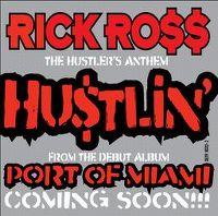 Cover Rick Ross - Hustlin'