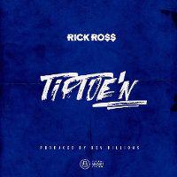 Cover Rick Ross - TipToe'n