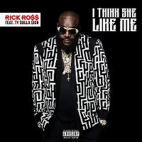 Cover Rick Ross feat. Ty Dolla $ign - I Think She Like Me