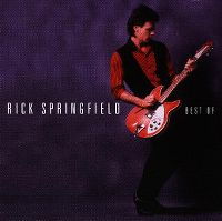 Cover Rick Springfield - Best Of