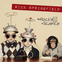 Cover Rick Springfield - Rocket Science