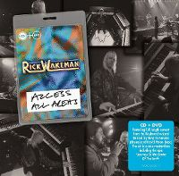 Cover Rick Wakeman - Access All Areas