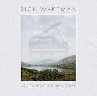 Cover Rick Wakeman - Country Airs