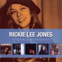Cover Rickie Lee Jones - Original Album Series