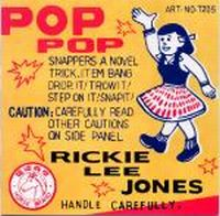 Cover Rickie Lee Jones - Pop Pop