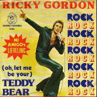 Cover Ricky Gordon - (Oh, Let Me Be Your) Teddy Bear