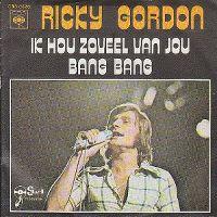 Cover Ricky Gordon - Ik hou zoveel van jou