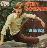 Cover Ricky Gordon - Monika