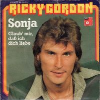 Cover Ricky Gordon - Sonja