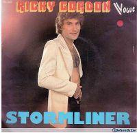 Cover Ricky Gordon - Stormliner