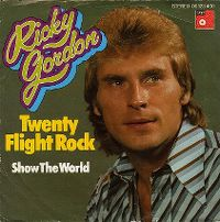 Cover Ricky Gordon - Twenty Flight Rock