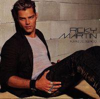 Cover Ricky Martin - Almas del silencio