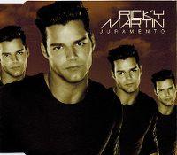 Cover Ricky Martin - Juramento
