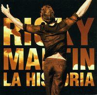 Cover Ricky Martin - La historia