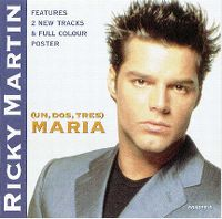 Cover Ricky Martin - Maria