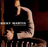 Cover Ricky Martin - She's All I Ever Had