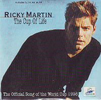 Cover Ricky Martin - The Cup Of Life